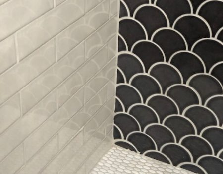 1020 Basement Bath Shower Tile Selection