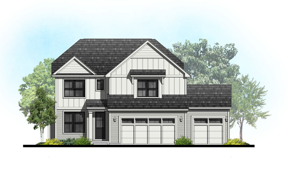1585 Samantha Way Rendering