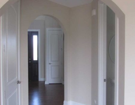 Doorway Finishes