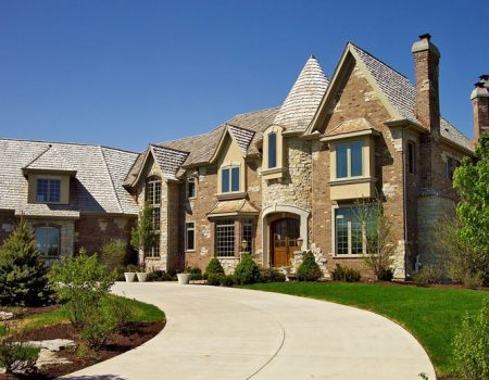 Mikes House Exterior