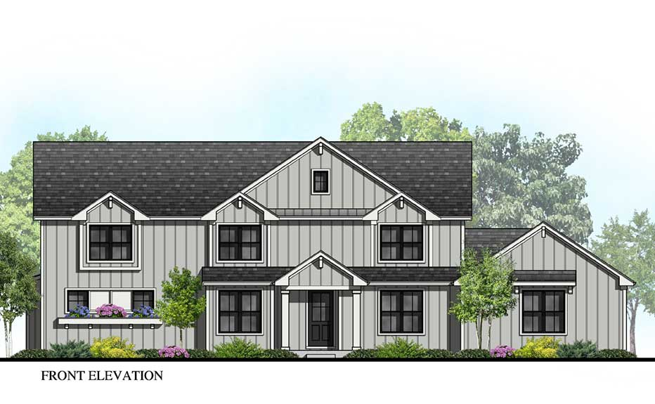 crabtree home rendering