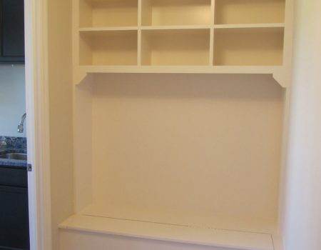 Mudroom Lockers Built Ins