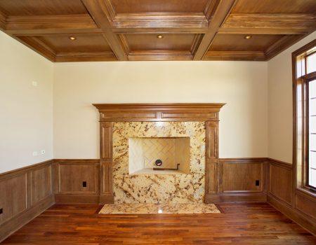 Wood Wall Study